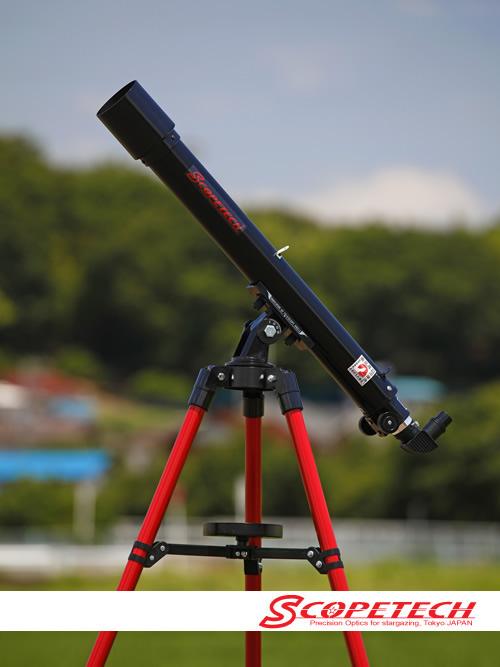 ラプトル60天体望遠鏡セット