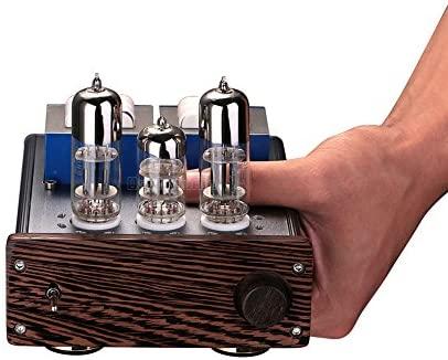 真空管プリメインアンプ Mini 6N6+6N2